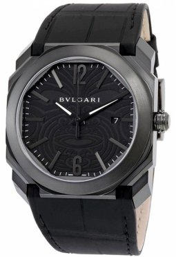 Bvlgari Octo Solotempo All Blacks