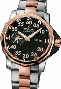 Corum Admirals Cup Competition 48 Titan/Gold