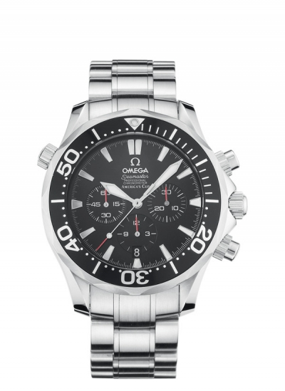 Omega Seamaster Americas Cup Chronograph